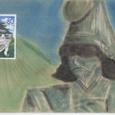シータさんの絵封筒(1)