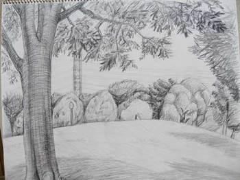 atsukoさんの鉛筆画2