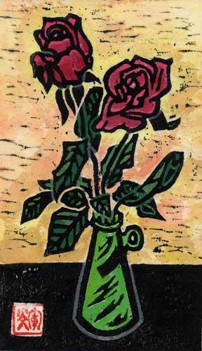 『バラ』  奄美の風さん作